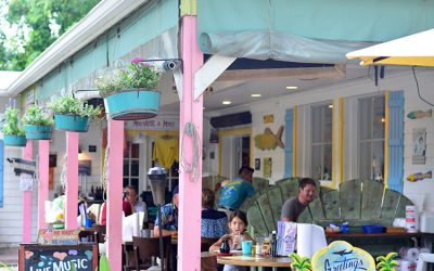 Breakfast at the Island Cow