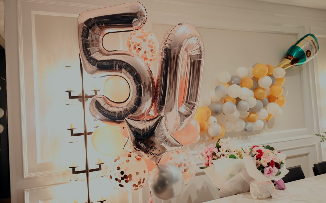 Thoughts On Turning 50